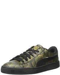 Puma Basket Classic Metal Sneaker