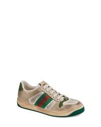 Gucci Screener Low Top Sneaker