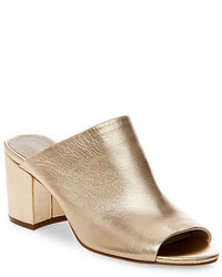 Steve Madden Infinity Leather Mules