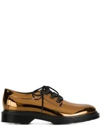 MM6 MAISON MARGIELA Metallic Oxford Shoes
