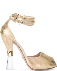 Ermanno Scervino Ankle Length Sandals