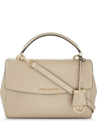 MICHAEL Michael Kors Michl Michl Kors Ava Medium Leather Satchel
