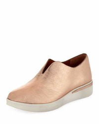 Gentle Souls Hanna Slip On Metallic Sneaker
