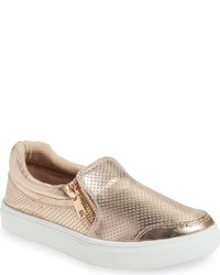 Steve Madden Girls Jellias Slip On Sneaker