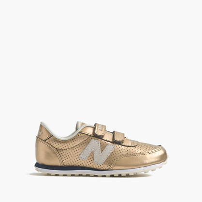 New Balance Kids For Crewcuts 410 Velcro Sneakers