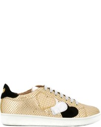 Twin-Set Lace Up Sneakers