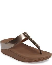 FitFlop Fino Flip Flop Sandal