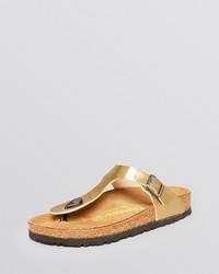 Birkenstock Flat Thong Sandals Gizeh