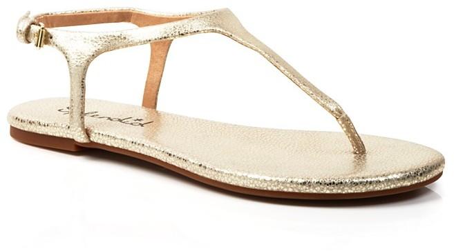Splendid Womens Mason Flat Sandal