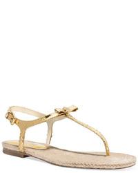 16385fdd0f6 ... MICHAEL Michael Kors Michl Michl Kors Josie Flat Thong Sandals