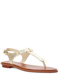 eb7da791e500 ... Sandals Out of stock · MICHAEL Michael Kors Michl Michl Kors Mk Plate  Thong