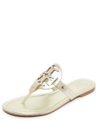 466e3b8982715a Tory Burch Cameron Croc Embossed Thong Sandal Gold Out of stock · Tory Burch  Miller Thong Sandals