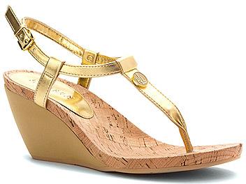 606f13a8c0c ... Thong Sandals Lauren Ralph Lauren Reeta Wedge ...