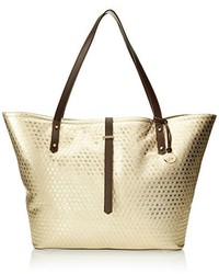 Brahmin Champagne All Day Tote Bag
