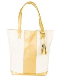 Cathy's Concepts Monogram Tote Brown