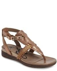 Celestial v strap wedge sandal medium 3682100