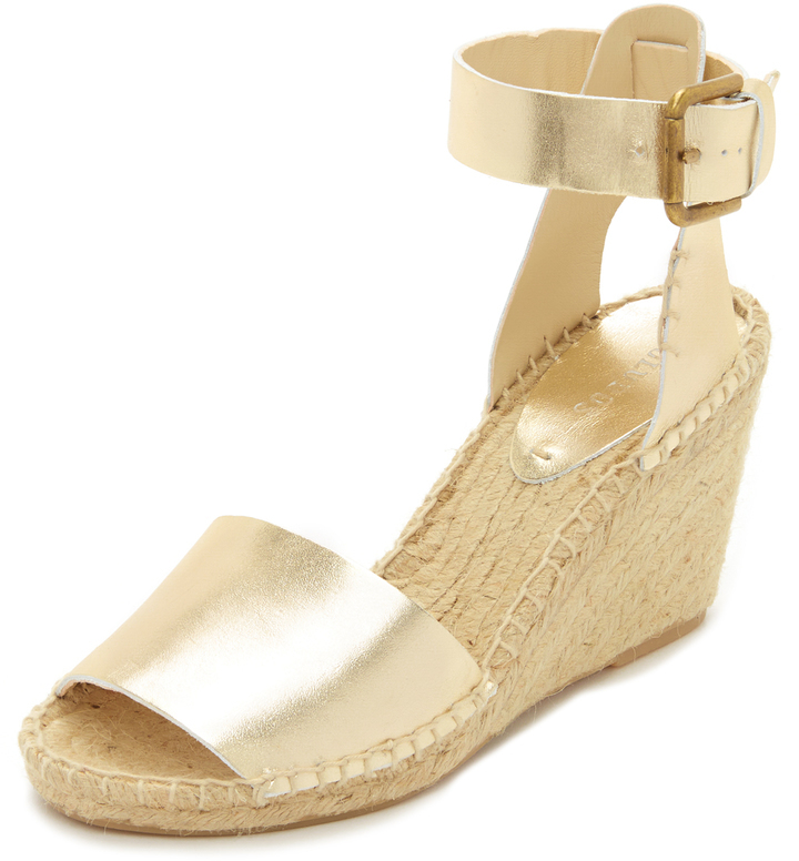 1212168a8c2f ... Sandals Soludos Open Toe Wedge Leather Espadrilles ...