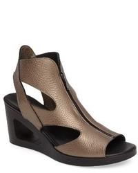 Vahiro cutout wedge sandal medium 3654151