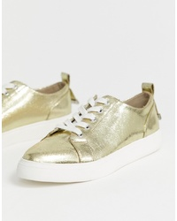 ASOS DESIGN Durban Pointed Lace Up Trainers