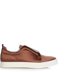 Pierre Hardy Low Top Satin Trainers