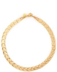 Nobrand Alienor Metal Braid Necklace