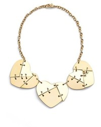 Marc by Marc Jacobs Broken Hearted Collar Necklace