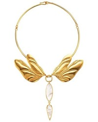 Tory Burch Dragonfly Collar Necklace