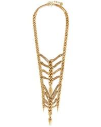 Ela Stone Pamela Multi Tier Chain Necklace