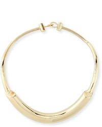 Jason Wu For Pluma Lauren Gold Plated Collar Necklace