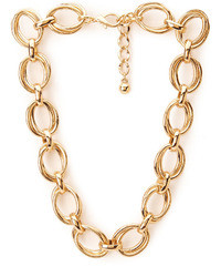 Forever 21 Forget Me Not Chain Choker