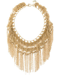 Rosantica Frayed Necklace