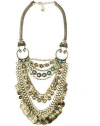 Glam Squad Shop Tribal Statet Necklace