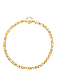 Laura Lombardi Gold Isa Chain Necklace