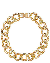 River Island Gold Tone Chain Necklace