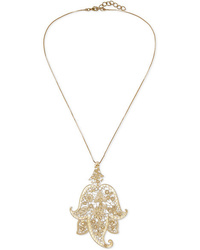 Etro Gold Tone Necklace