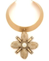 Tory Burch Lia Collar Necklace