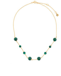 Astley Clarke Malachite Peggy Necklace