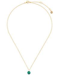 Malachite peggy pendant necklace medium 4469904