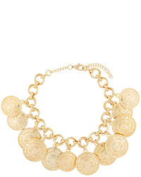 Balmain Medals Necklace