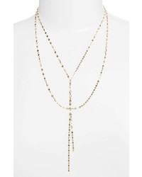 Lana Jewelry Mega Blake Lariat Necklace