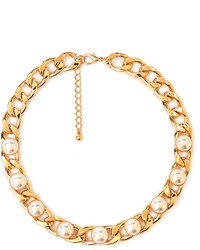 Forever 21 Pretty Tough Collar Necklace