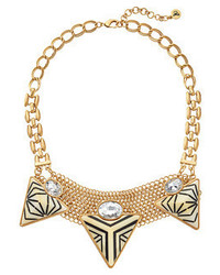 Sam Edelman Pyramid Collar 18 Necklace
