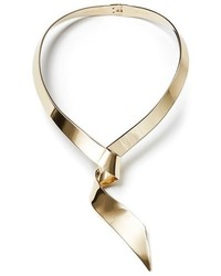 Lafayette 148 New York Ribbon Collar Necklace