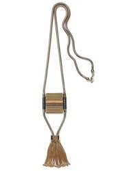 Lafayette 148 New York Statet Tassel Necklace