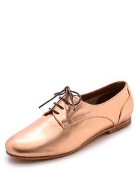 Gold oxford shoes original 8534757