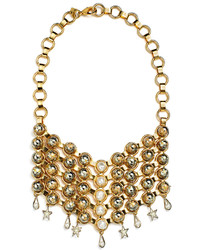 Dannijo Masha Bib Necklace