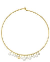 Michael Kors Michl Kors Modern Classic Pearly Choker Necklace