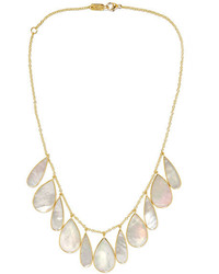 Ippolita Rock Candy 18 Karat Gold Mother Of Pearl Necklace