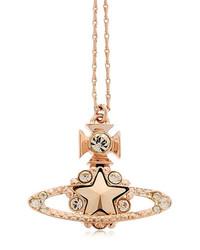 Vivienne Westwood Astrid Orbit Pendant Necklace