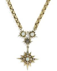 BaubleBar Phoenix Pendant Necklace